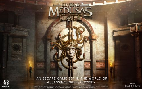 On a joué à Beyond Medusa's Gate en VR chez Illucity