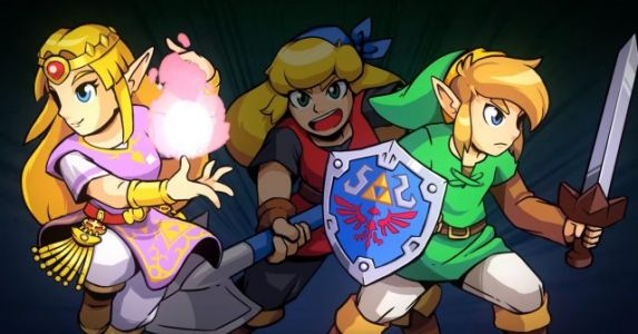 Cadence of Hyrule:  Quand Crypt of the Necrodancer rencontre Zelda sur Switch