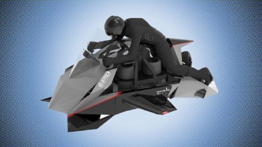 Jetpack Aviation:  ce JetPack peut aller à 150 km/h