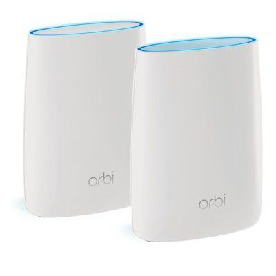 Test:  Netgear Orbi 50 : pour un Wi-Fi performant et simple à installer