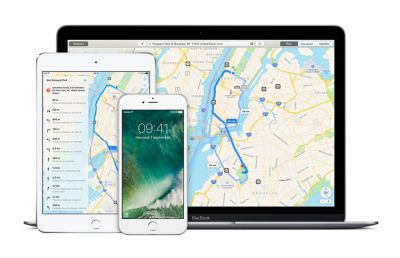 Apple Plans:  les transports en commun à présent disponibles à Paris