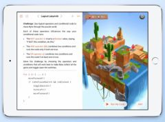Sphéro, Lego et drones deviennent programmables via l'app d'apprentissage iPad Swift Playgrounds d'Apple