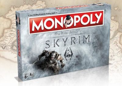 The Elder Scrolls : Skyrim : Bordeciel aura son monopoly pour 2017