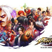 The King of Fighters Allstar:  le RPG-action tiré du jeu de combat prévu sur iPhone