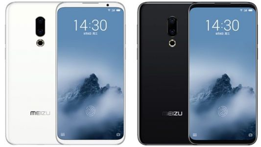Meizu 16th:  le test by PhoneDroid.fr !