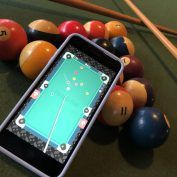 Pocket-Run Pool:  un billard original et très addictif, par le développeur Zach Gage