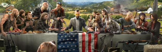 Far Cry 5 veut redonner un sens à l'exploration