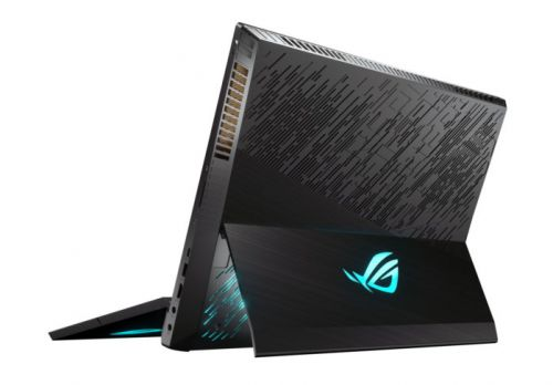 "Asus ROG Mothership:  une tablette de jeu au style ""Surface"""