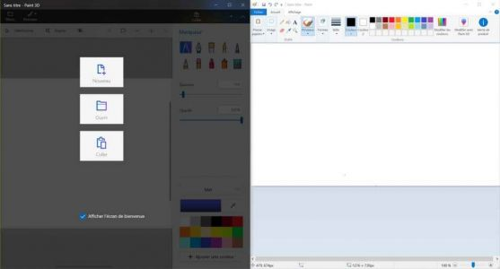 Windows 10, Paint ne sera pas abandonné