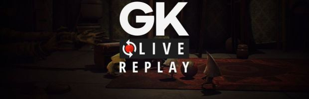 Gk live - Session de rattrapage sur Little Nightmares