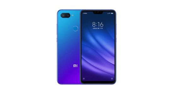 🔥 Bon plan:  la version Lite du Xiaomi Mi 8 est disponible à partir de 178 euros