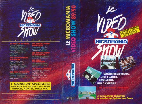 MICROMANIA VIDEO SHOW VOL. 1
