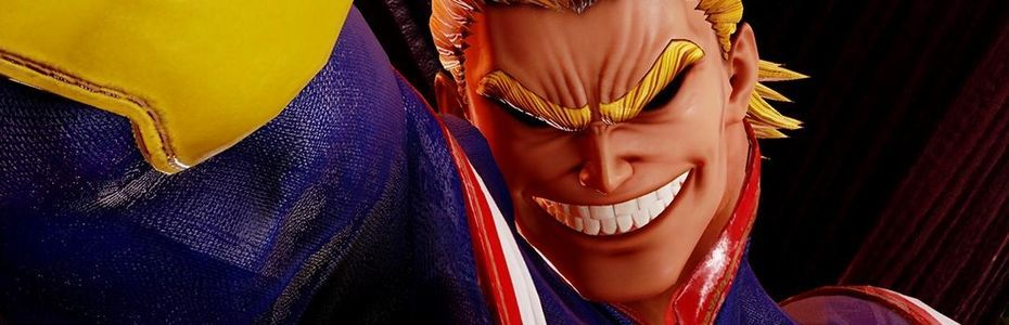All Might sera l'un des 9 personnages additionnels de Jump Force