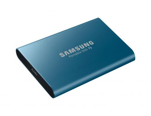 French Days - SSD externe Samsung T5 500 Go à 89 €