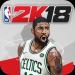NBA 2K18 dunk plus fort sur App Store !