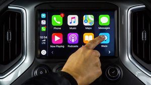 Waze trace sa route sur CarPlay