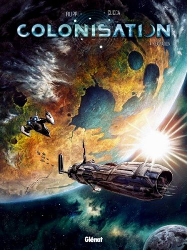 Colonisation - Tome 4