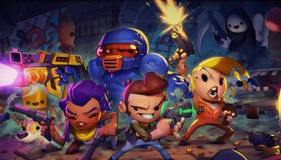 Test - Test:  Enter The Gungeon
