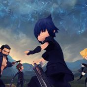 Square Enix annonce Final Fantasy XV Pocket Edition !
