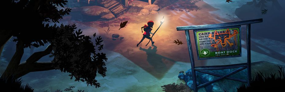 The Flame in the Flood accoste la Switch