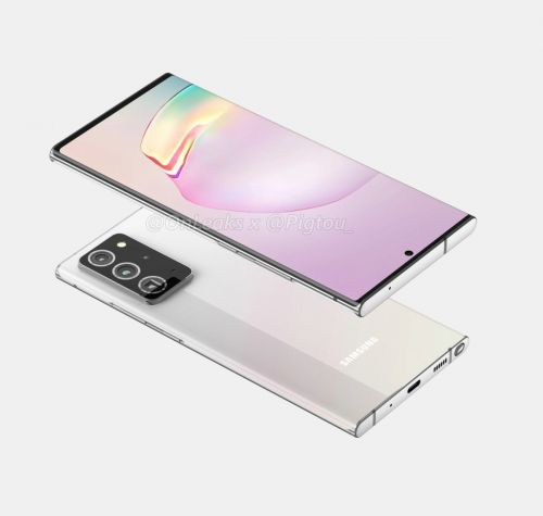 Design du Samsung Galaxy Note 20, fuite du Realme X3 SuperZoom et annonce de la Realme Watch - Tech'spresso
