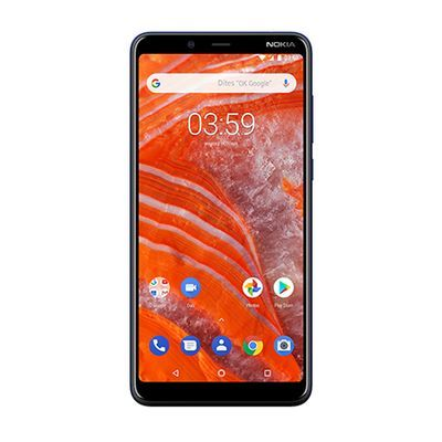 Test:  Nokia 3.1 Plus : Android One dans son plus simple appareil