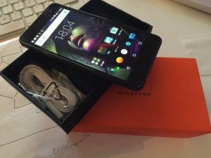 (Test) Wileyfox Swift sous Cyanogen OS