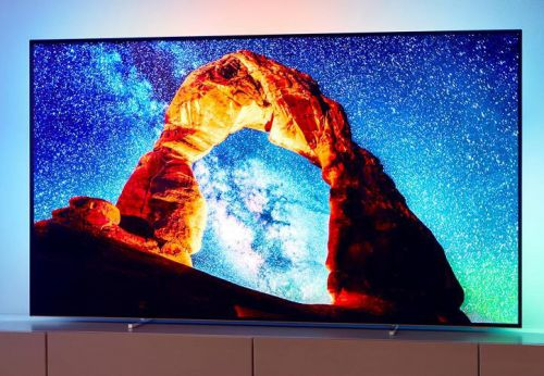 Black Friday - 700 € de remise sur le TV Oled Philips 55OLED803