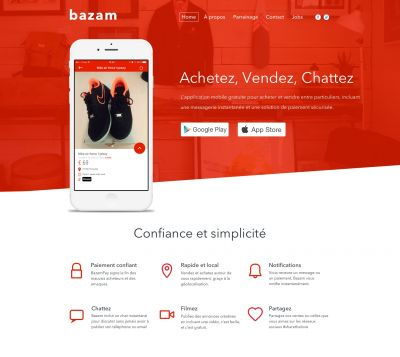 Bazam lance BazamPay et sécurise les petites annonces en ligne