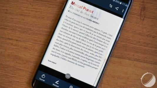 Comment scanner des documents avec smartphone:  les meilleures applications Android