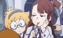 Little Witch Academia: Chamber of Time réellement daté en Europe