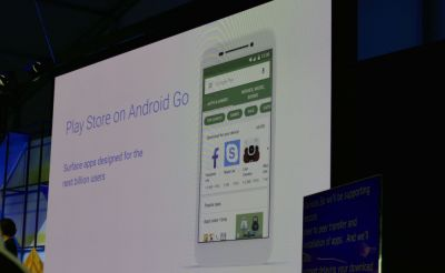 YouTube Go et le Google Play se mettent au peer-to-peer pour Android Go