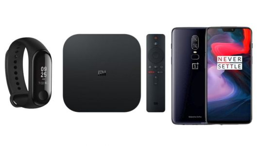 🔥 Single Day:  Xiaomi Mi Band 3, Xiaomi Mi Box S et OnePlus 6 à des prix inédits