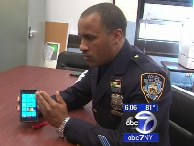 La police de New York City va mettre à jour ses Windows Phone