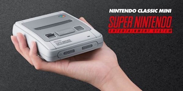Il est possible de hacker la Super Nintendo Classic Mini