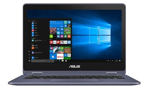 Asus TP202:  Un 11.6″ convertible low-cost sous Windows 10 S