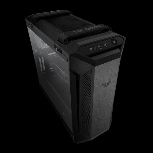 TUF Gaming GT501, un boitier gaming signé Asus