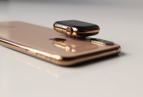 Les iPhone de 2019 pourront recharger l'Apple Watch et les AirPods par induction ?