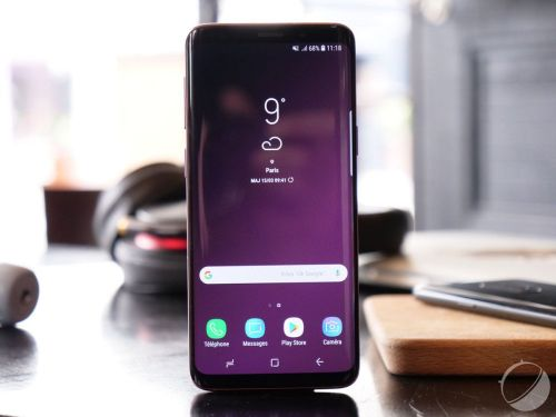 Samsung Galaxy S9 et S9+:  Android 10 arrive avec One UI 2.0 en Europe