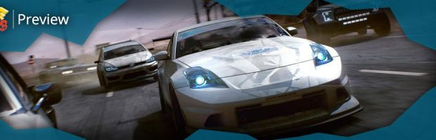 Preview / e3 2017 - Need for Speed Payback ou come back ?