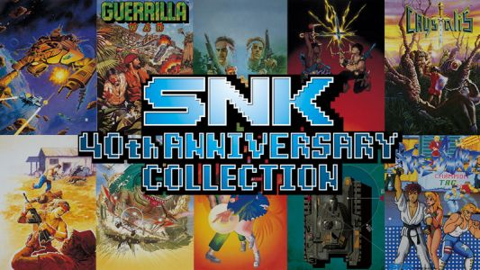 SNK 40th ANNIVERSARY COLLECTION est disponible sur Nintendo Switch !