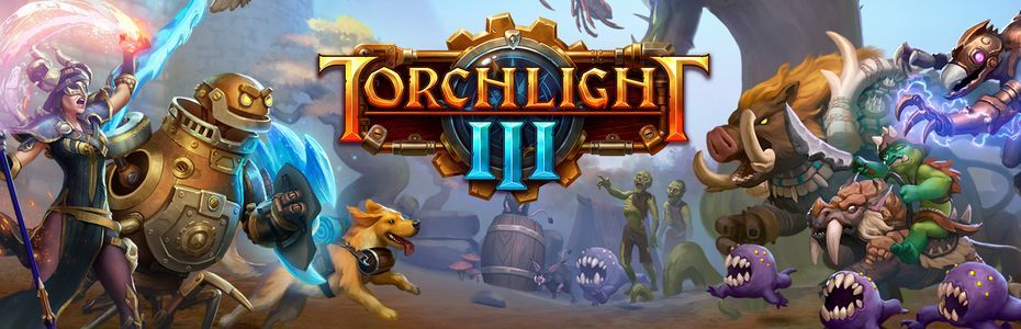 Torchlight Frontiers devient Torchlight III, dit au revoir free-to-play et bonjour Steam