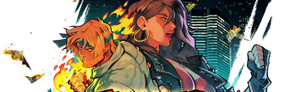 Streets of Rage 4 sort le grand jeu pour sa bande originale