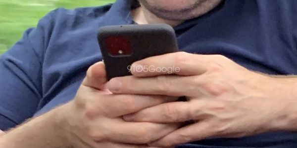 Le Pixel 4 repéré en circulation à Londres