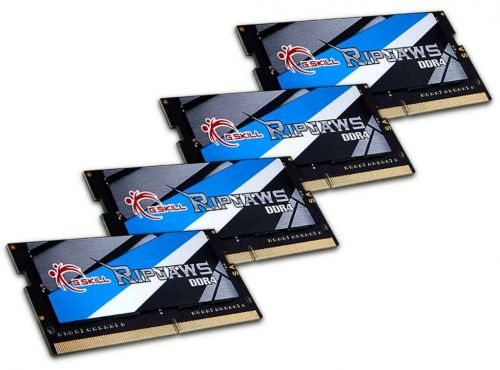 SO-DIMM Ripjaws, G.Skill annonce du 32 Go à 3800 MHz, record !