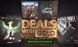 SOLDES - Xbox Live Deals with Gold:  Battlefield 1, Gears of War 4, Halo 5
