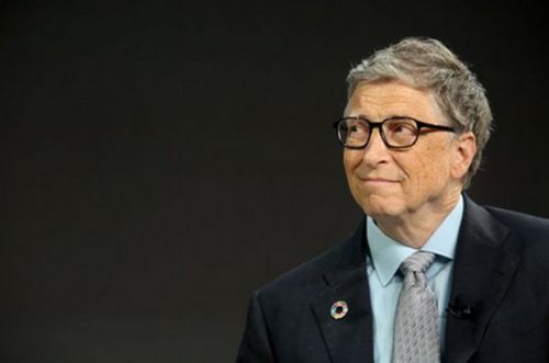 Coming out:  Bill Gates sur Android. L'iPhone ? Non, toujours pas