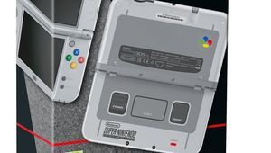 Une New 3DS XL aux couleurs de la Super Nintendo arrive en Europe