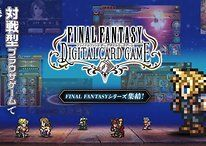 Final Fantasy Digital Card Game débarque. au Japon