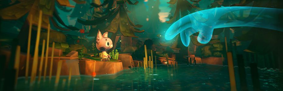 E3gk - Zoink Games annonce Ghost Giant sur PS VR